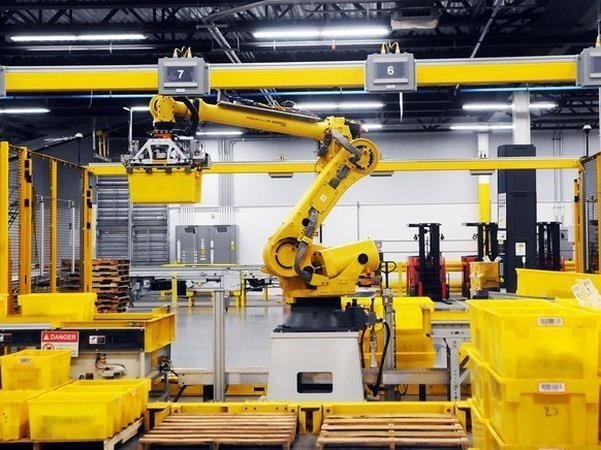 Automation manufacturing competition for students launched hinh anh 1
