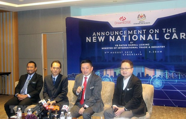 Malaysia announces third national car project hinh anh 1