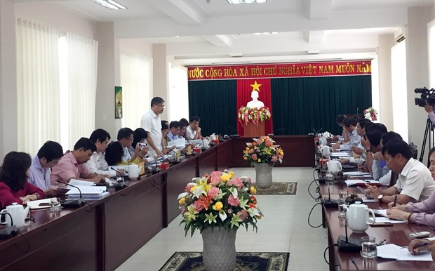 Ninh Thuan applauded for climate change response efforts hinh anh 1