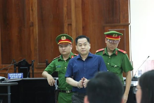 Two men to be prosecuted related to Phan Van Anh Vu case hinh anh 1