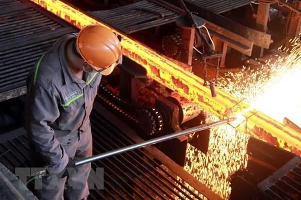 Ministry considers sunset review of safeguard measure on imported steel hinh anh 1