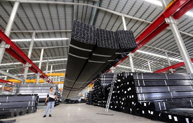 Steel companies post poor profits in second quarter hinh anh 1