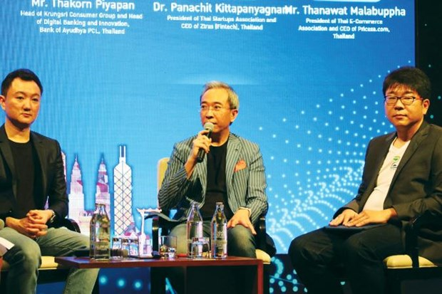 Thai banks boost cross-border trade hinh anh 1