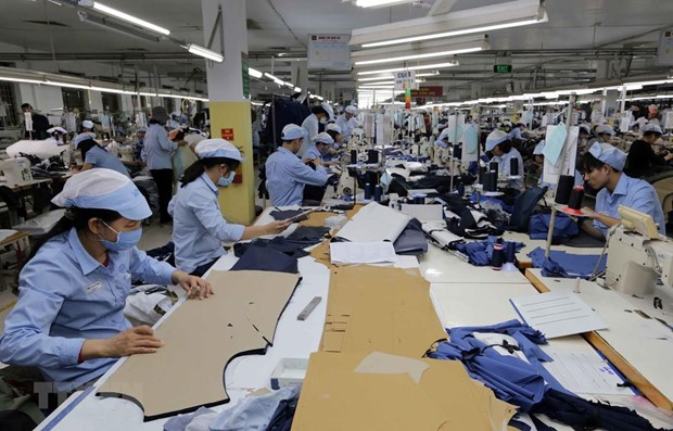 Exports of garment-textile, leather shoes surge 10.5 percent hinh anh 1