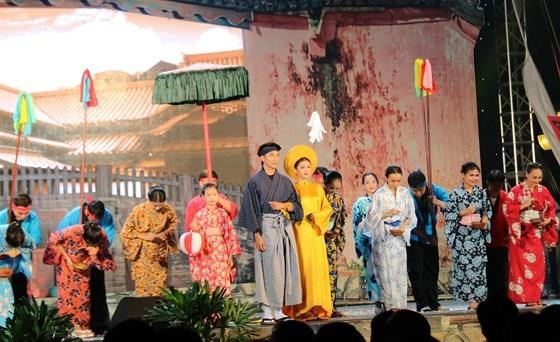 Hoi An – Japan cultural exchange 2019 opens hinh anh 1