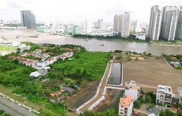 Ho Chi Minh City pours investment in infrastructure in south hinh anh 1