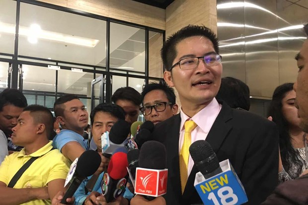 Thailand: two micro-parties pull out of coalition hinh anh 1