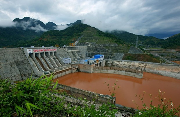 Lai Chau hydropower plant holds national security importance hinh anh 1