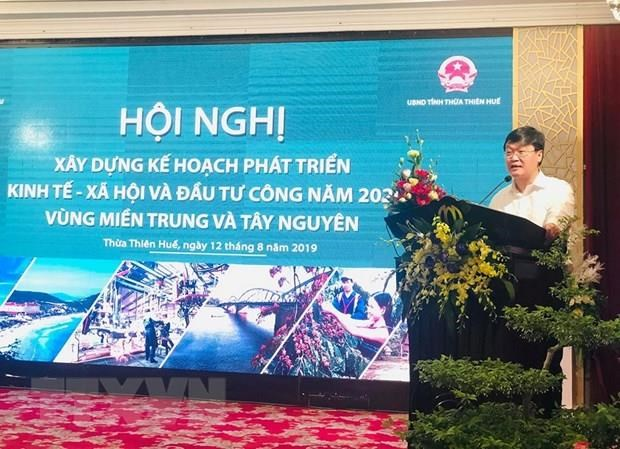 Central, Central Highlands regions seek ways to boost growth hinh anh 1