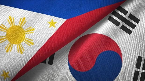 RoK, Philippines launch third round of FTA talks hinh anh 1