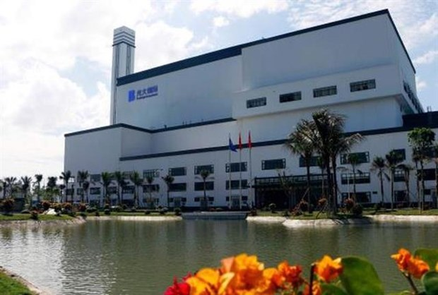Can Tho to burn 3,000 tonnes of waste to create energy hinh anh 1