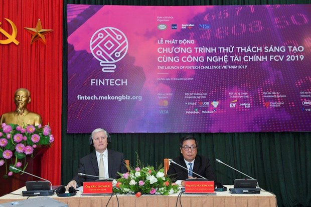 Second Fintech Challenge Vietnam launched hinh anh 1
