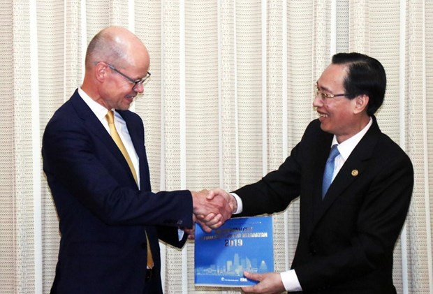 HCM City, Finland to strengthen ties in education hinh anh 1