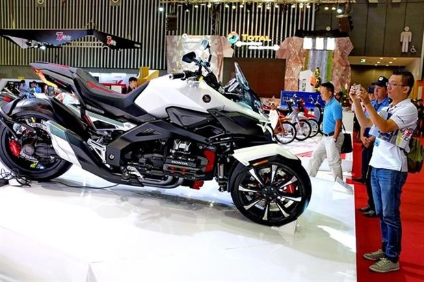 Vietnam motorcycle market ranks 4th in world hinh anh 1