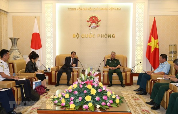 Vietnam, Japan boost cooperation in war consequence settlement hinh anh 1