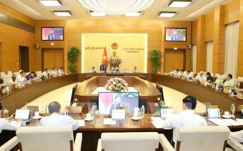 Legislators discuss revised Law on Securities hinh anh 1