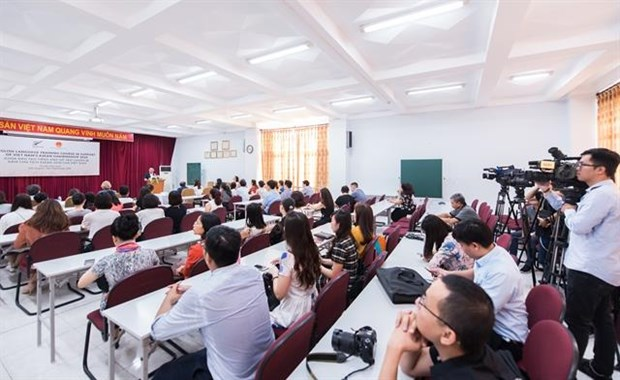 New Zealand helps Vietnamese officials boost English skills hinh anh 1