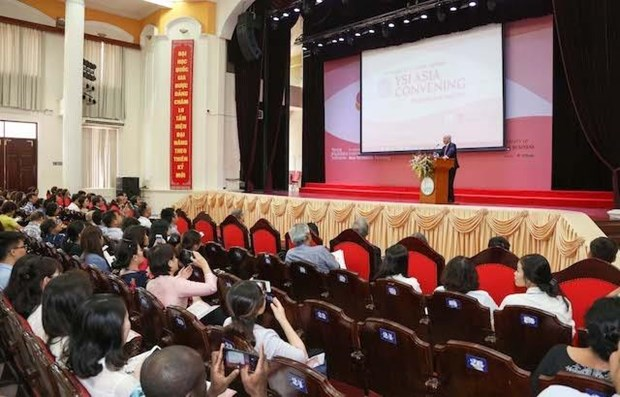 Over 400 scholars attend YSI Regional Convening 2019 hinh anh 1
