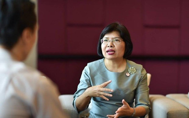 FTAs help Thailand's international trade reach 140 billion USD in H1 hinh anh 1