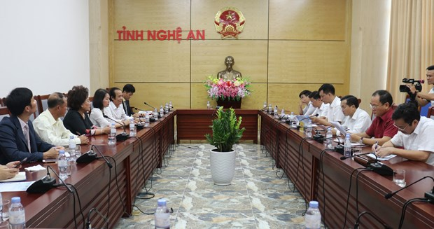 Conference to promote Vietnam-Thailand trade hinh anh 1