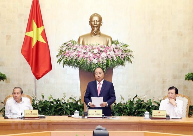 Government asks for measures to ensure coherence of legal regulations hinh anh 1