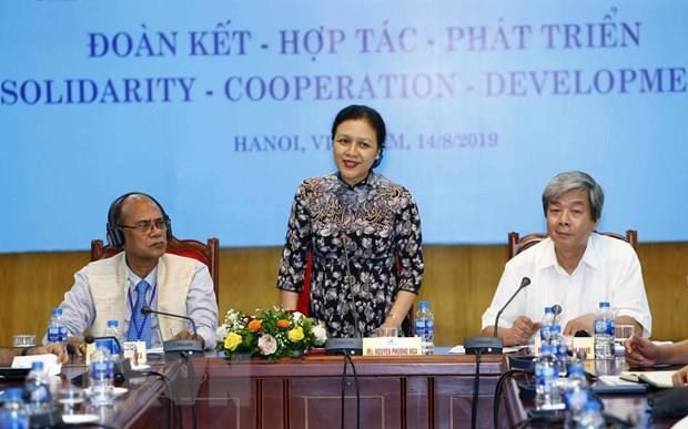 Festival helps tighten Vietnam-India friendship hinh anh 1