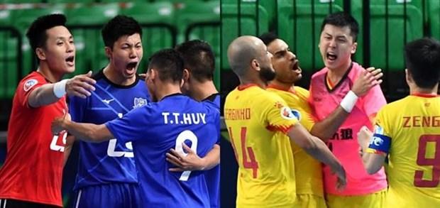 Thai Son Nam put best foot forward at AFC tournament hinh anh 1