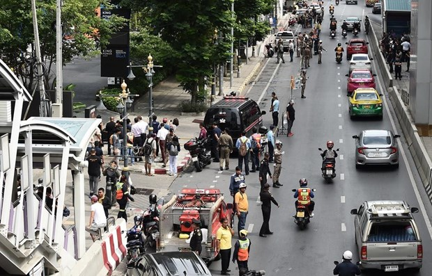 Thailand arrests more suspects related to August 2 bombings hinh anh 1