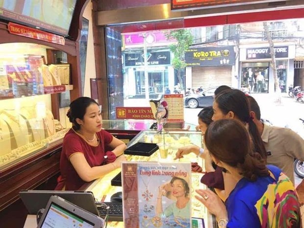 Draft circular on gold business licensing released hinh anh 1