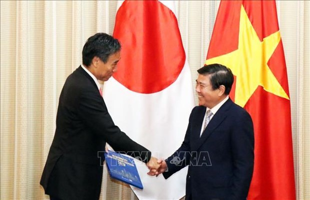 HCM City steps up multifaceted cooperation with Nagano hinh anh 1