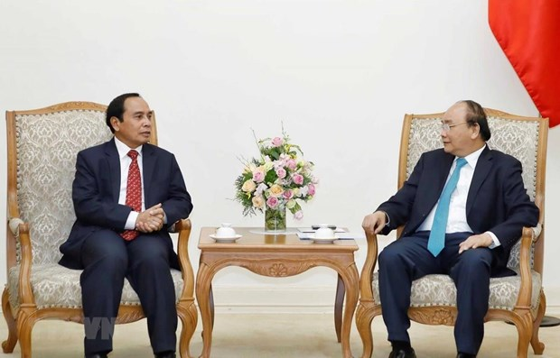 PM: Vietnam ready to partner with Laos in inspection work hinh anh 1