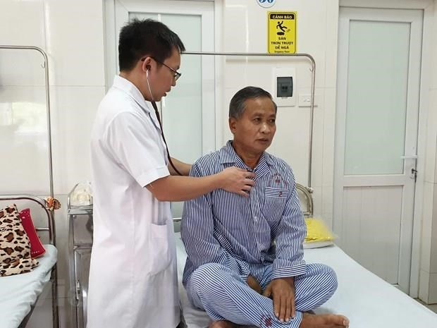 More efforts taken to push back tuberculosis hinh anh 1