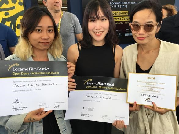 Vietnamese movies win prizes at Swiss film festival hinh anh 1
