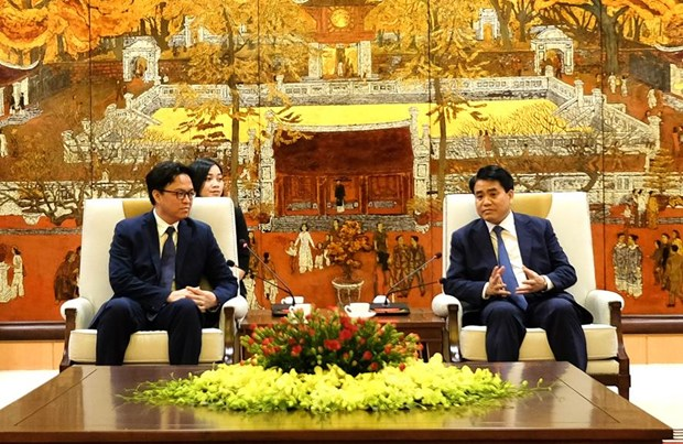 Hanoi contributes to expanding Vietnam-Cambodia relations hinh anh 1