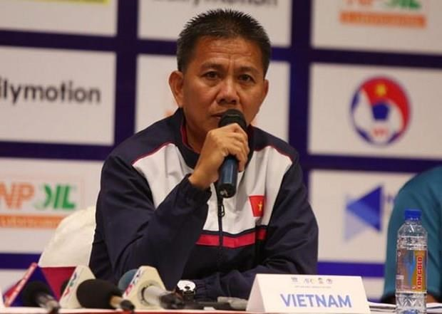 Coach resigns after Vietnam's U18 team loss in AFF Championship hinh anh 1