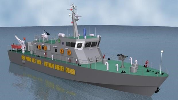 India launches project to build patrol ships for Vietnam hinh anh 1