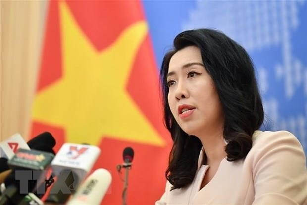 China asked to withdraw ships out of Vietnam's territorial waters hinh anh 1