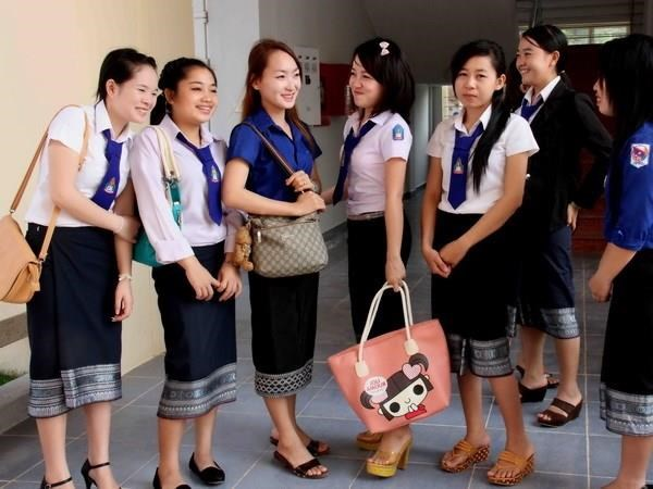 Homestay programme benefits Lao students in HCM City hinh anh 1