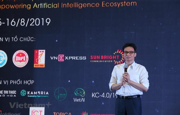 Vietnam AI festival opens in Hanoi hinh anh 1