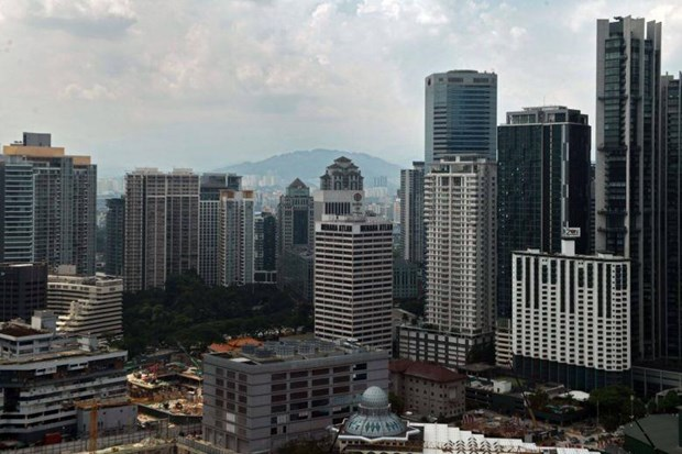 Malaysia's GDP growth in Q2 higher than expectation hinh anh 1