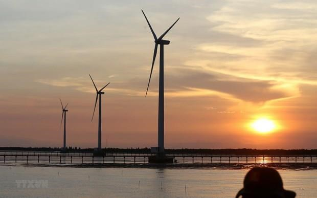 Soc Trang attractive to wind power developers hinh anh 1