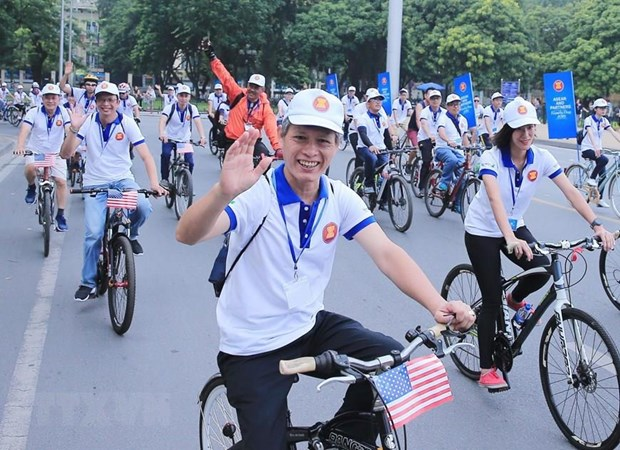 ASEAN Family Day 2019 held in Hanoi hinh anh 1
