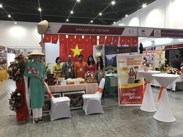 ASEAN food festival kicks off in Myanmar hinh anh 1