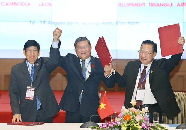 Joint projects in CLV Development Triangle Area to be promoted hinh anh 1