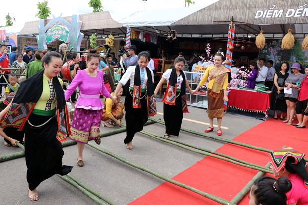 Festival introduces northwestern region's ethnic culture hinh anh 1