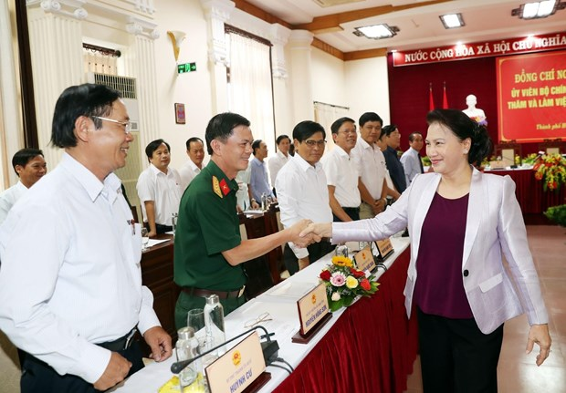 Thua Thien-Hue urged to boost green, sustainable development hinh anh 1
