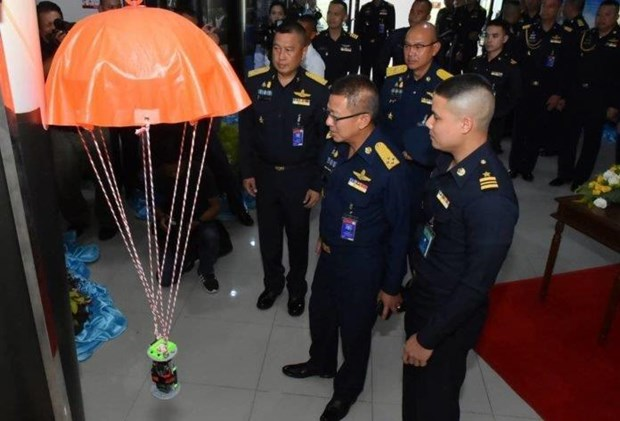 Royal Thai Armed Force opens space operations center hinh anh 1