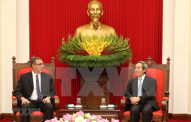 IMF pledges further support for Vietnam hinh anh 1
