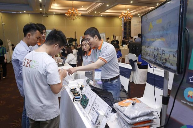 Vietnam Startup Day to gather startups from 12 countries hinh anh 1