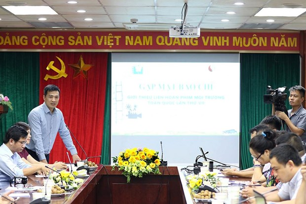 Seventh National Environmental Film Festival opens hinh anh 1